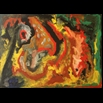thumbnail Wisdom 3 Painting - Energy Oil Paintings