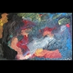 thumbnail The Waves and Rocks Painting - Energy Oil Paintings - eop -