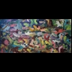 thumbnail The Jungle Girl Painting - Energy Oil Paintings - eop -