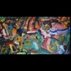 thumbnail The Courtship Painting - Energy Oil Paintings - eop -