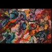thumbnail Crossing Painting - Energy Oil Paintings - eop -