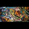 thumbnail The Giant 3 Painting - Energy Oil Paintings - eop -